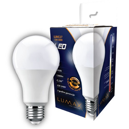 1335 Led sijalica 13W 3000K